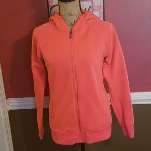 Under Armour Zip Up Hoodie Size Small